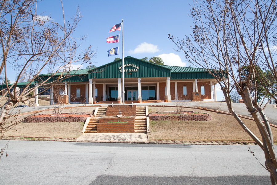 GOVERNMENT - DORAVILLE CITY HALL